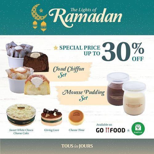 Tous Les Jours Ramadan Special Price Up To 30% (25812791) di Kota Jakarta Selatan
