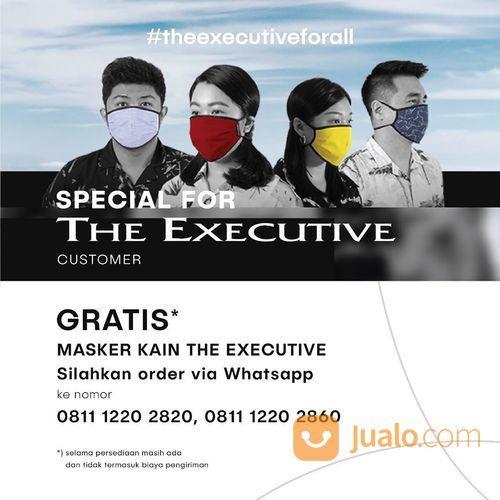 The Executive Gratis Masker Kain (25812847) di Kota Jakarta Selatan