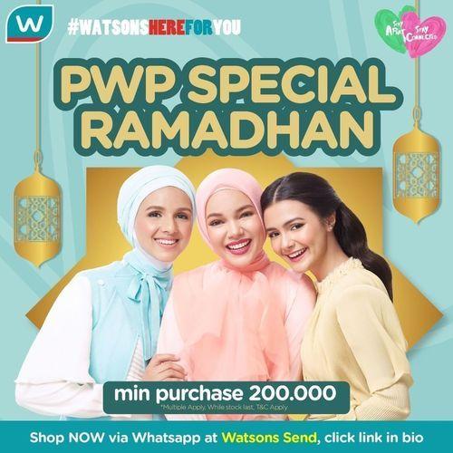 Watsons PWP Special Ramadhan (25812871) di Kota Jakarta Selatan