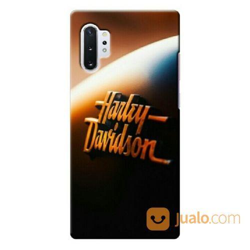 Harley Davidson Logo Bike Samsung Galaxy Note 10 Plus / Pro Custom Hard Case (25813015) di Kota Bekasi