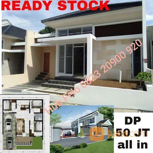 PROMO LEBARAN!!! Rumah LUAS Desain Terbaik Modern Siap Huni Cluster Sariwangi (25815699) di Kab. Bandung Barat