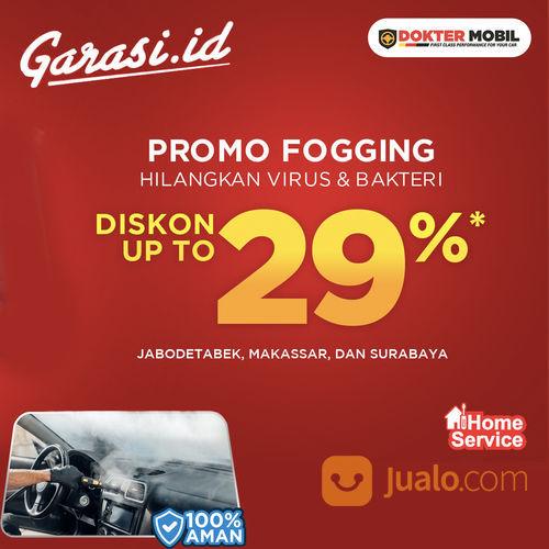 Garasi.id Promo Fogging + CDC (25820551) di Kota Jakarta Selatan