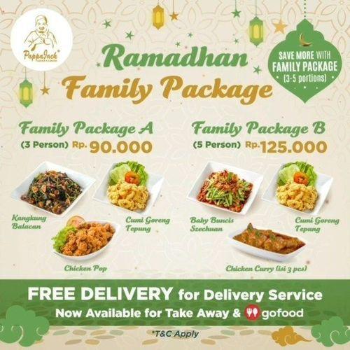 PappaJack Ramadhan Ala Carte (25820931) di Kota Jakarta Selatan