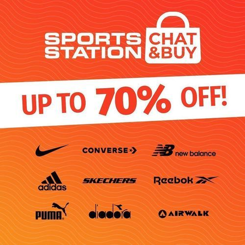 Sport Station Chat&Buy Up To 70% Off (25823939) di Kota Jakarta Selatan