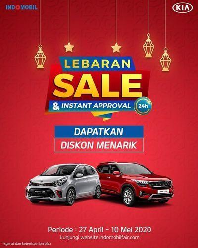 KIA Lebaran Online Sale (25824027) di Kota Jakarta Selatan