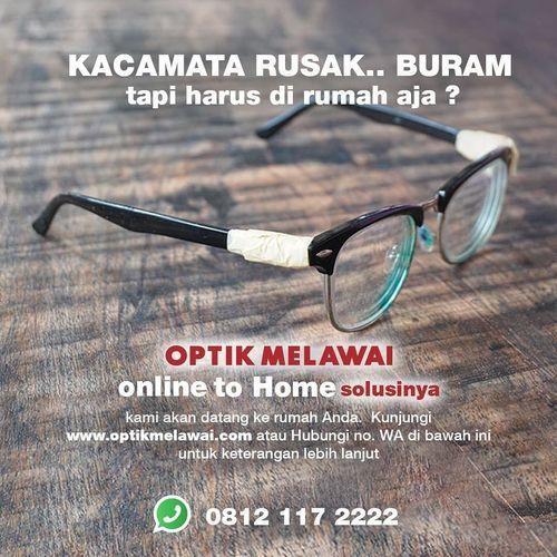 Optik Melawai Online To Home (25824059) di Kota Jakarta Selatan