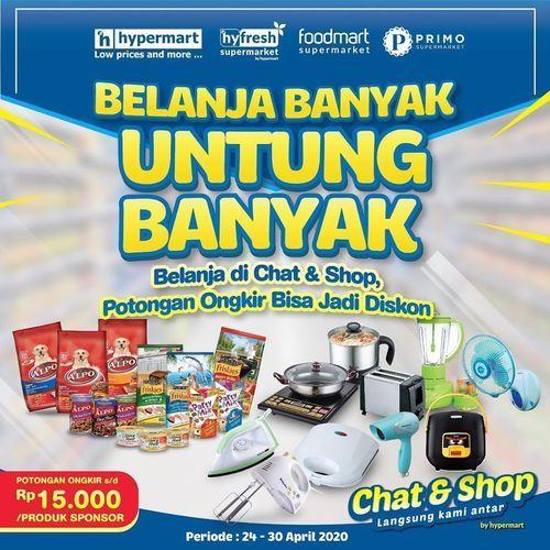 Hypermart Belanja Banyak Untung Banyak (25824063) di Kota Jakarta Selatan