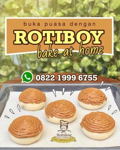 Rotiboy Bake At Home (25824139) di Kota Jakarta Selatan