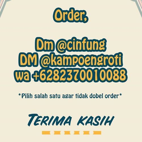 Kampoeng Roti Paket Roti Ramadhan (25824183) di Kota Surabaya