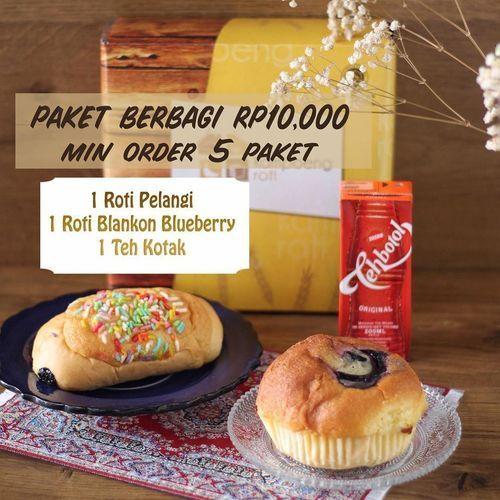 Kampoeng Roti Paket Roti Ramadhan (25824191) di Kota Surabaya