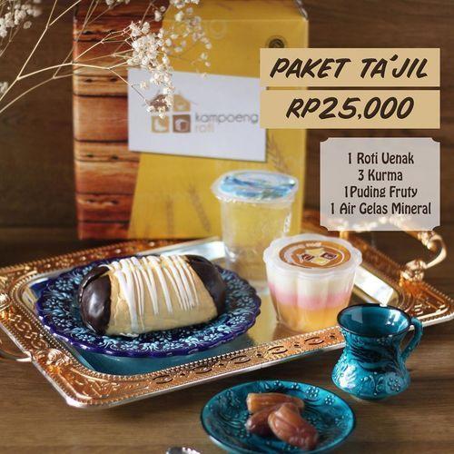 Kampoeng Roti Paket Roti Ramadhan (25824195) di Kota Surabaya