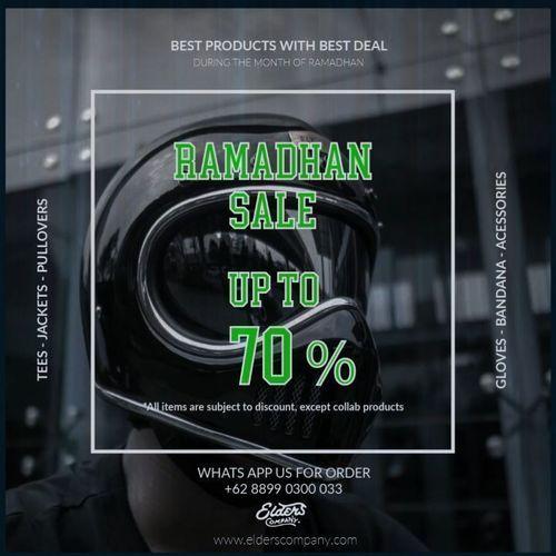 Elders Company Ramadhan Sale Up To 70% (25824207) di Kota Jakarta Selatan