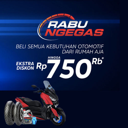 HSRWHEEL Promo Rabu BCA (25824343) di Kota Jakarta Selatan