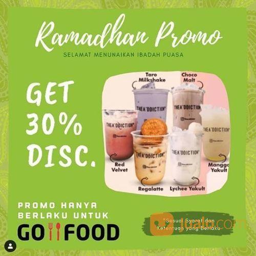 Thea'ddiction - Ramadhan Promo 30% (25825315) di Kota Jakarta Selatan