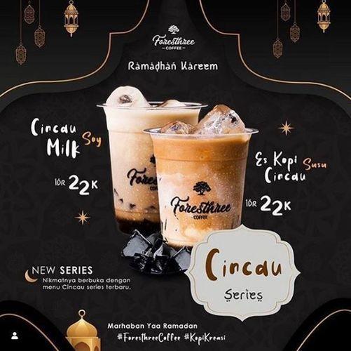 Forest Three Coffee - Promo Cincau Series (25825383) di Kota Jakarta Selatan
