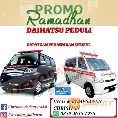 PROMO DAIHATSU LUXIO GRANMAX (25828075) di Kota Jakarta Selatan