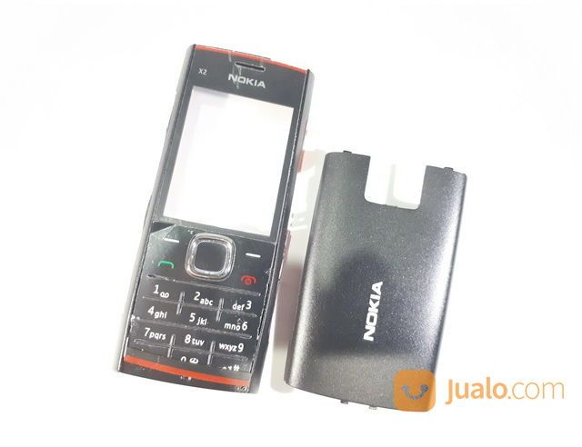 Casing Nokia X2-00 X200 X2 00 Housing Jadul New Murah (25830203) di Kota Jakarta Pusat