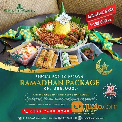 Emerald Garden Hotel PAKET RAMADHAN (25836627) di Kota Medan