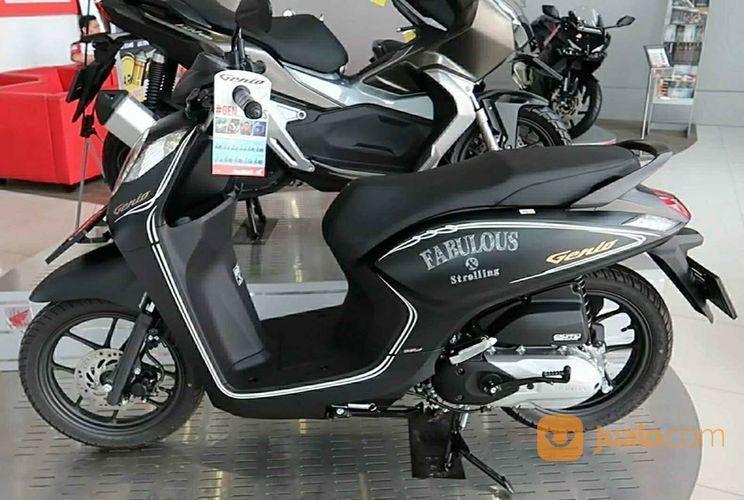 Promo Motor Honda New Genio 2020 (25838831) di Kab. Bekasi