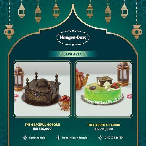 Haagen-Dazs Ramadhan Hampers Package (25861027) di Kota Jakarta Selatan