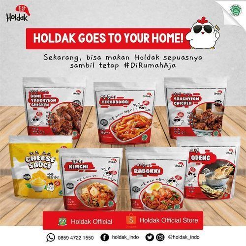 Holdak Goes To Your Home Delivery (25861047) di Kota Jakarta Selatan