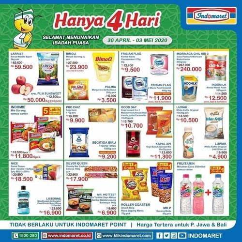Indomaret Ramadhan Special Offers (25861323) di Kota Jakarta Selatan