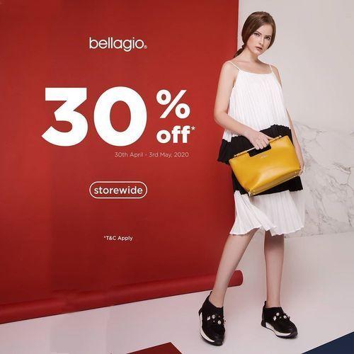 Bellagio Diskon 30% Off (25861407) di Kota Jakarta Selatan