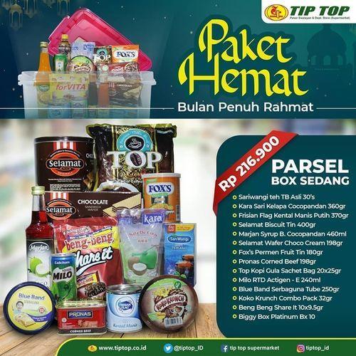 Tip Top Paket Hemat Ramadhan Parcel (25861447) di Kota Jakarta Selatan