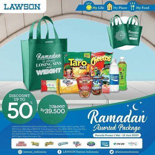 LAWSON Promo Ramadan Diskon up to 50% (25880691) di Kota Jakarta Selatan