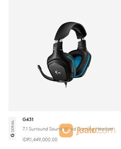 Headset Gaming Berbagai Varian Jenis. (25883115) di Kab. Bone