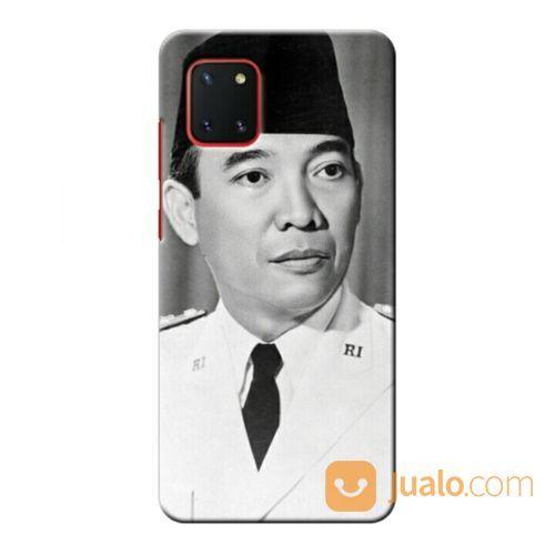 Ir. Soekarno President Samsung Galaxy Note 10 Lite Custom Hard Case (25890659) di Kota Bekasi