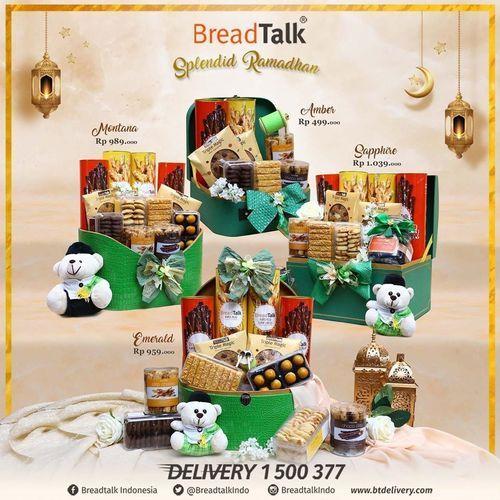 BreadTalk Promo Ramadhan hampers dan cake Paket (25892395) di Kota Jakarta Selatan