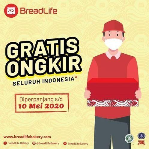 Breadlife - Promo Gratis Ongkir (25893127) di Kota Jakarta Selatan