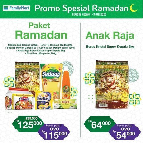 Family Mart Promo Spesial Ramadan (25901439) di Kota Jakarta Selatan