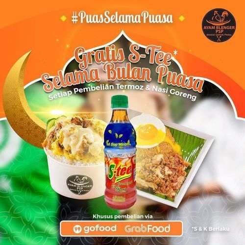 Ayam Blenger PSP Promo Bulan Puasa (25901471) di Kota Jakarta Selatan