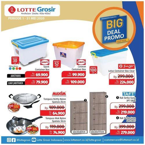 Lotte Grosir Big Deal Promo (25902207) di Kota Jakarta Selatan