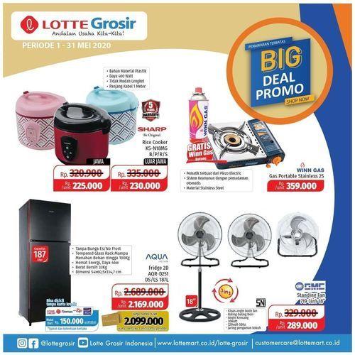 Lotte Grosir Big Deal Promo (25902215) di Kota Jakarta Selatan