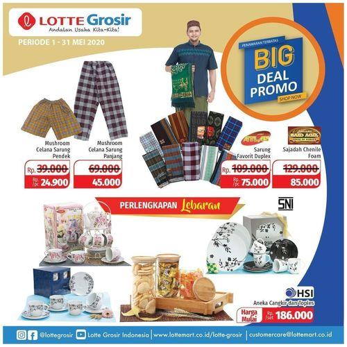 Lotte Grosir Big Deal Promo (25902223) di Kota Jakarta Selatan