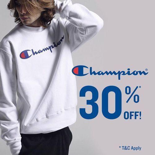 Planet Sports Champion 30% Off (25902655) di Kota Jakarta Selatan
