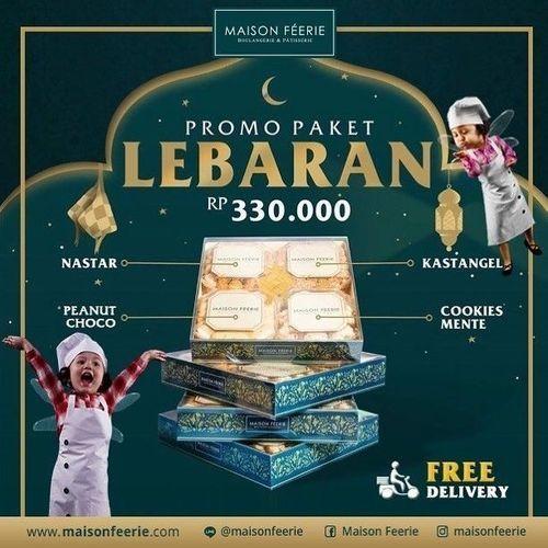 Maison Feerie Promo Paket Lebaran (25921679) di Kota Surabaya
