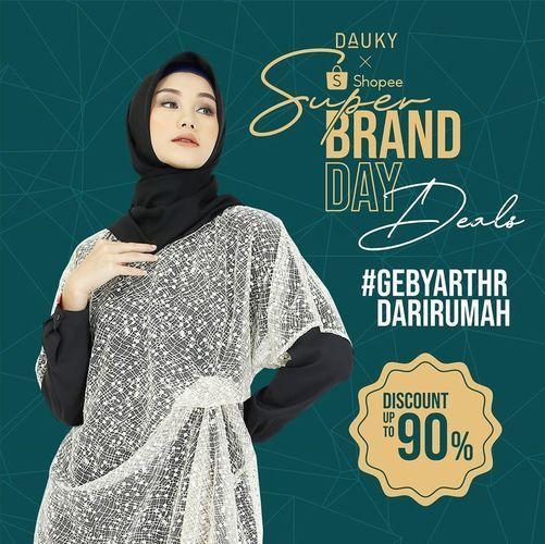 Dauky Fashion Shopee Super Brand Sale (25925059) di Kota Jakarta Selatan