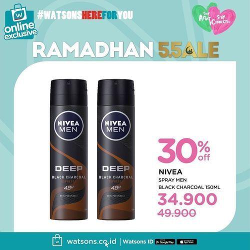 Watsons Ramadhan Sale Up To 50% (25927507) di Kota Jakarta Selatan