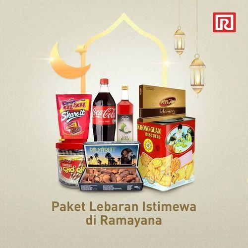 Ramayana Paket Lebaran Istimewa (25927531) di Kota Jakarta Selatan