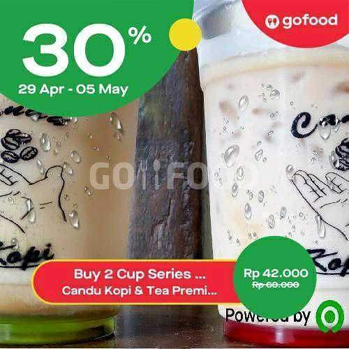 Buryam46 Candu Kopi & Tea Premium DIskon 30% (25928139) di Kota Jakarta Selatan