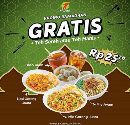 Es Teler 77 - Promo Ramadhan (25928447) di Kota Jakarta Selatan
