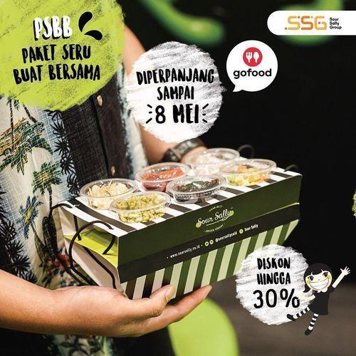 Sour Sally Paket Seru Buat Bersama (25959147) di Kota Jakarta Selatan