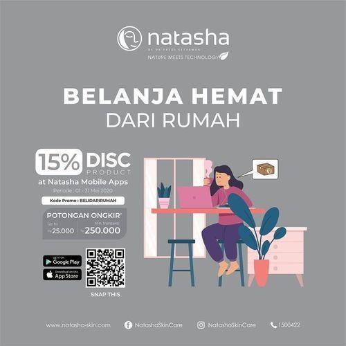 Natasha Skin Care Belanja Hemat Dari Rumah (25966259) di Kota Jakarta Selatan