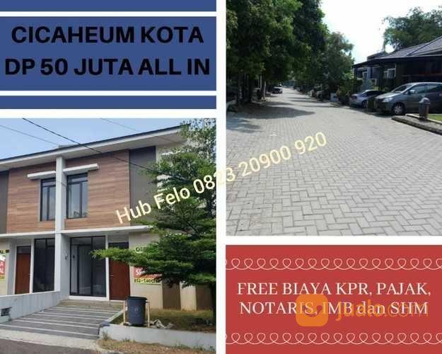 HOT SALE! CUMA DP 50Juta Rumah Mewah 2 LANTAI Cicaheum (25977103) di Kota Bandung