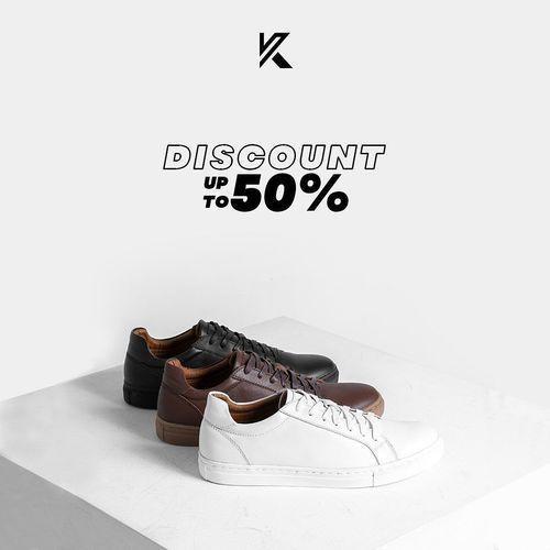 Kalvert Shoes Discount Up To 50% (26009491) di Kota Jakarta Selatan