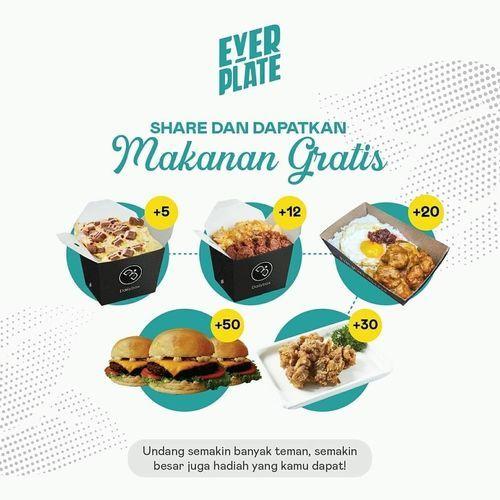 Everplate Promo Giveaway Makanan Gratis! (26015987) di Kota Jakarta Selatan